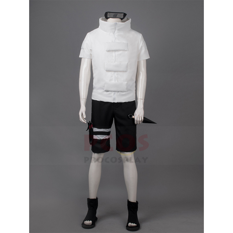 Naruto Hyuuga Neji Cosplay Costume Items Promotion Online mp003952