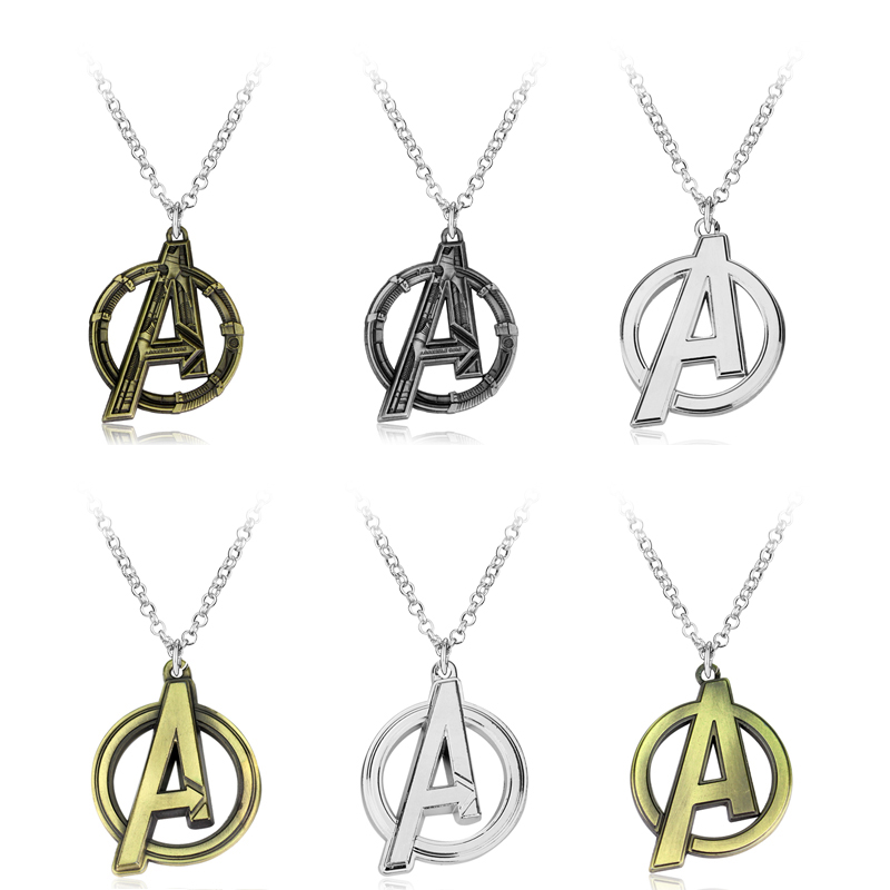 5pcs//lot The avengers Sigil charm founder avenger sign Pendant Charm 30X23mm