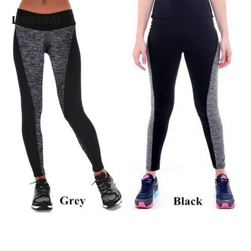 NIBESSER Women   Leggings   High Waist Elastic Active Leggins Patchwork Pants Sexy Workout Fitness   Leggings   Plus Size Transparent