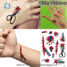 Buy Knife Tattoo And Get Free Shipping On Aliexpress Com