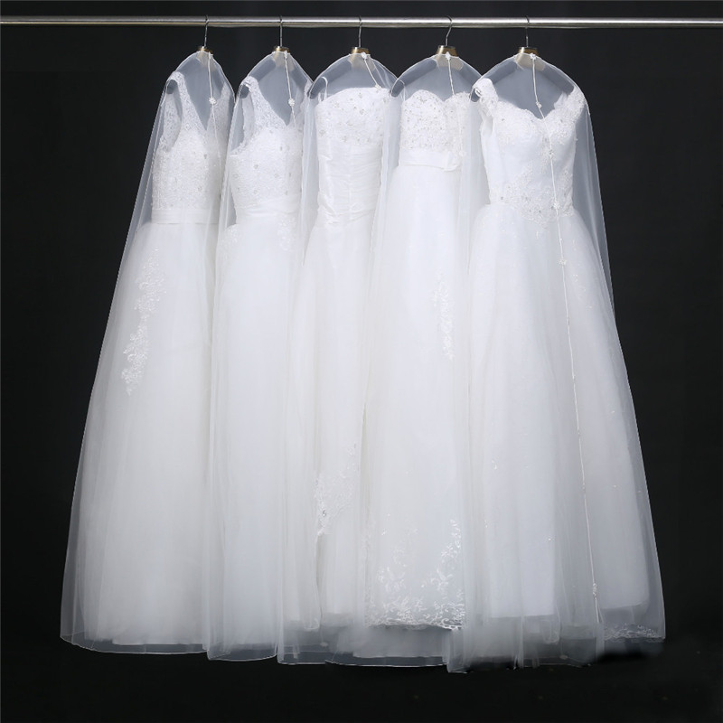 Fabric wedding dress bag mini bridal for Wedding dress material online