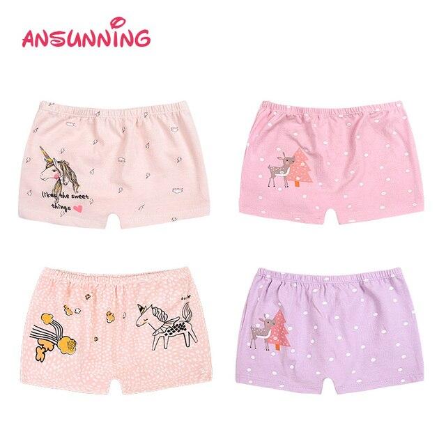 6f6e70c7b437 Boy Boyshort Panties Little Girls Underwear Briefs Baby Underwear Cotton  for Toddler Pack of 2