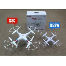 SYMA X8W RC Quadcopter Professional With 2MP Camera HD