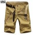 Max Waist Plus size 44 46 48 50 Inch=127 Cm Shorts Men 2017 Summer Fashion Mens Shorts Casual Cago Bermuda Trousers