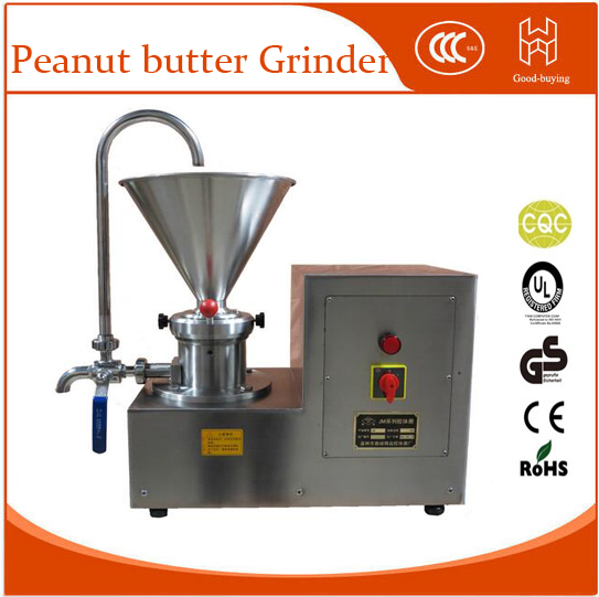 Restaurant stainless steel Commercial Make Sesame Walnuts almond Nuts Butter Peanut colloid Grinder Machine commercial stainless steel grinding machine grease oily grinder peanut sesame almond walnut pumpkin seeding machine 220v 1pc