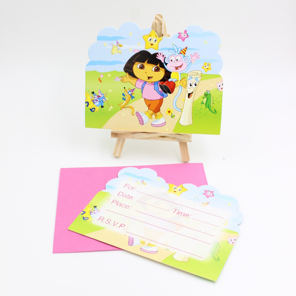 Electronic Wedding Invitation Cards Gallery Wedding And Party – Dora Party Invites