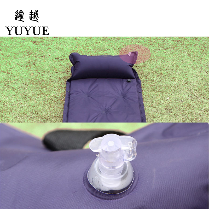 Cheap Waterproof Inflatable Mattress For Outdoor Camping Tent A Tourist Beach Blanket Inflatable Bed For Tent Sleeping bag 5
