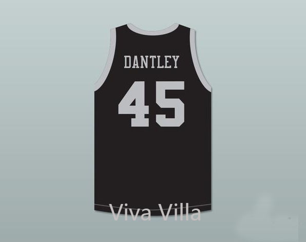 Adrian Dantley 45 Detroit Bad Boys Basketball Jersey 10 Rodman 11 Thomas 53 Edwards 4 Du ...