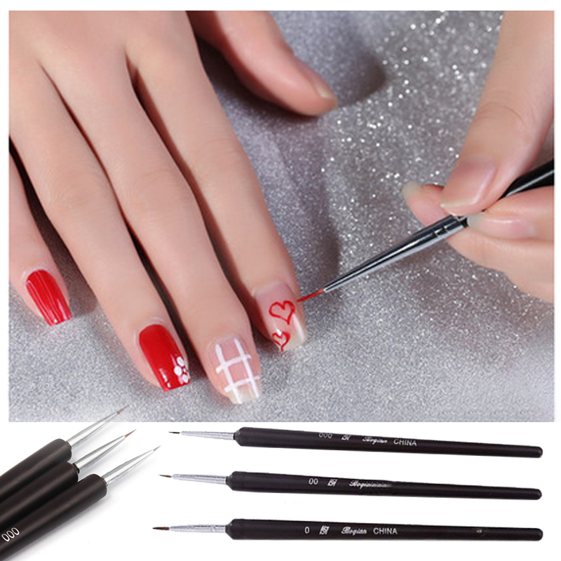 Кисточки для ногтей из Китая