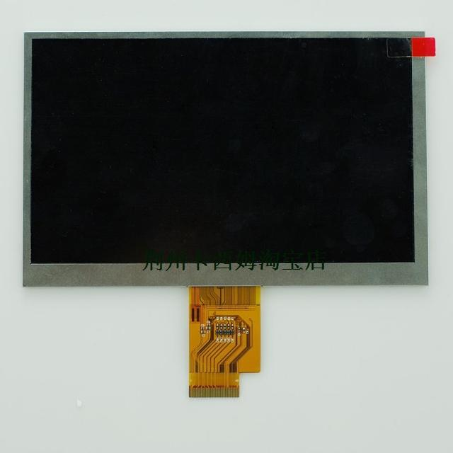 Free shipping Original 7 inch LCD at070tna2 v . 1 for Ramos W17Pro  Po/A1-07 Tablet Display screen, 1024x600 free shipping original 7 inch lcd screen cable number tkr7030b a 30ppin width 105cm 165cm