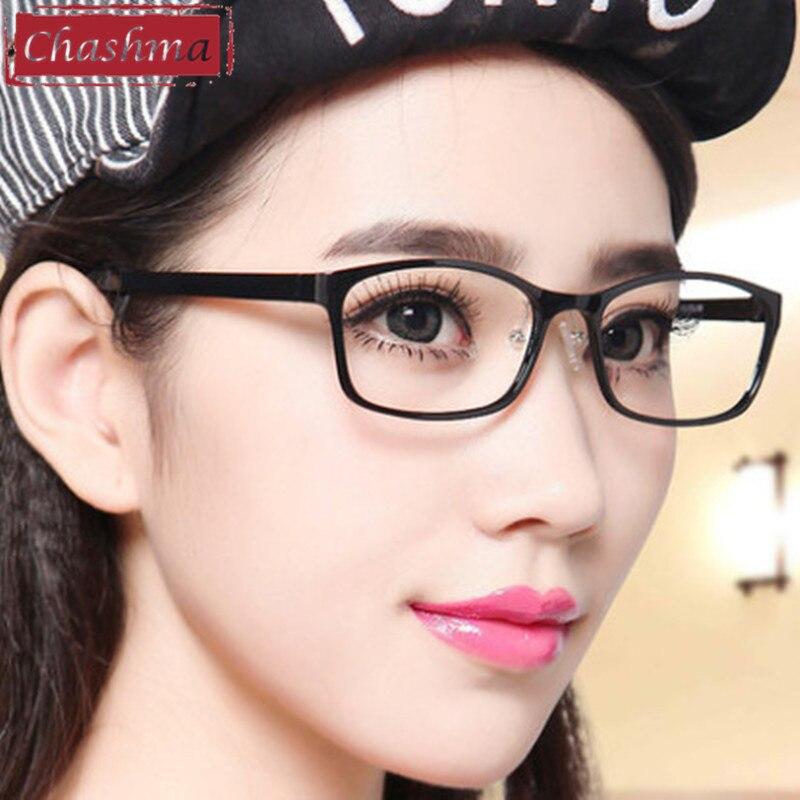 Chashma Top Quality Ultem Glasses Frames Fashion Design Black Red ...