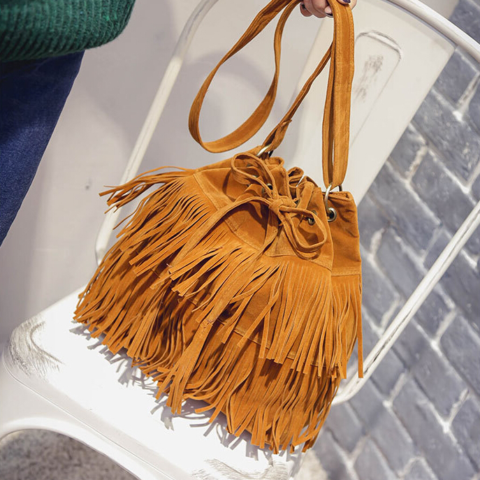 borsa stacy 121815 vendita calda borsa secchiello moda donna signora - Borse