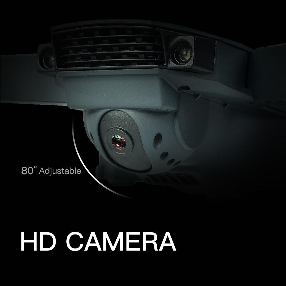eachine e58 con la sua fotocamera regolabile