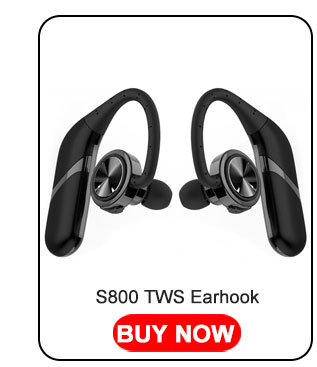ᗑxgody S800 Tws Wireless Headphones Bluetooth 5 0 In Ear 3d Stereo Sound Bluetooth Headset Wireless Earphones For Phone A679