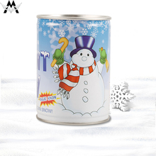 Artificial Snow Instant Snow Powder Fluffy Snowflake Super Absorbant Frozen Party Magic Prop Christmas Party Decor Magic christmas magic