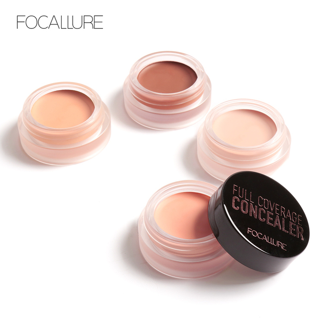 Primer Face Eye Cream Correcteur Make Up Bronzer Contour 3D Face Brand Focallure Anti Cernes Correcteur Cover Cache Cernes