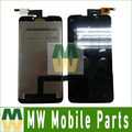 Black Color 1PC/ Lot For ZTE Grand memo 5'7 N5 U5 N9520 V9815  LCD Display + Touch Screen Assembly Digitizer