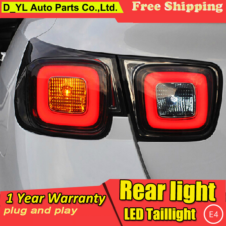 D_YL Car Styling For Chevrolet Malibu Taillights 2011 2014