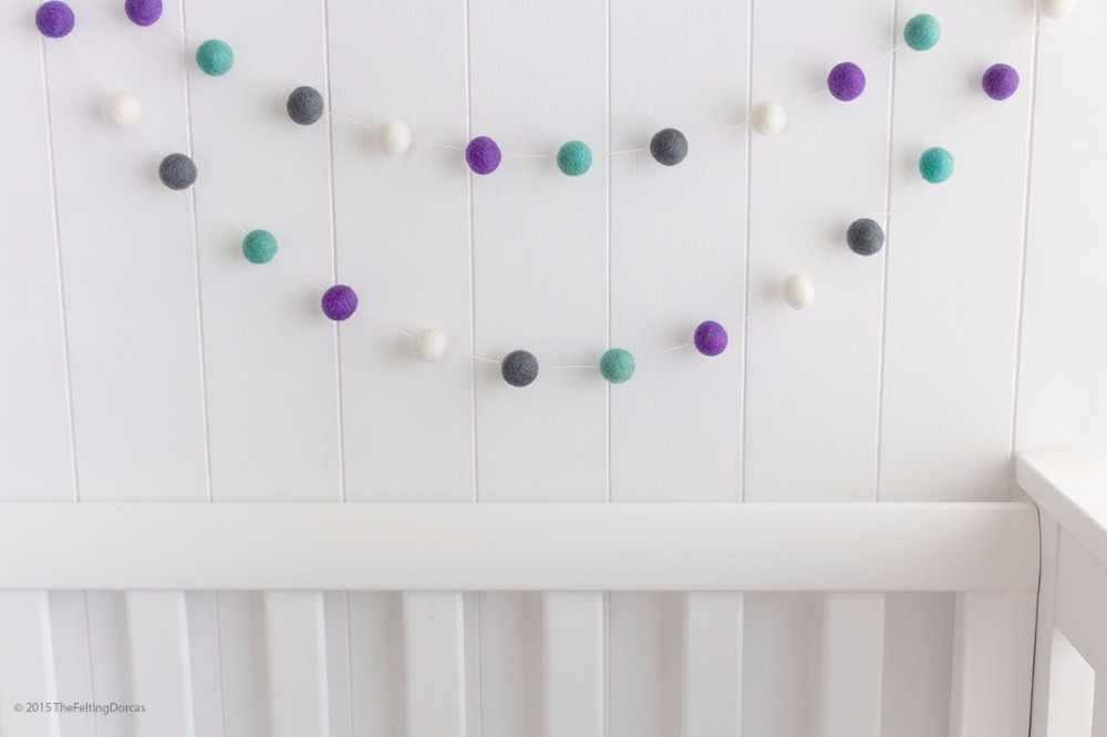 2 m artesanal macaron colorido bola decoração com bolas bebê crianças tenda quarto decoração acessório pendurado na parede pingente j0089