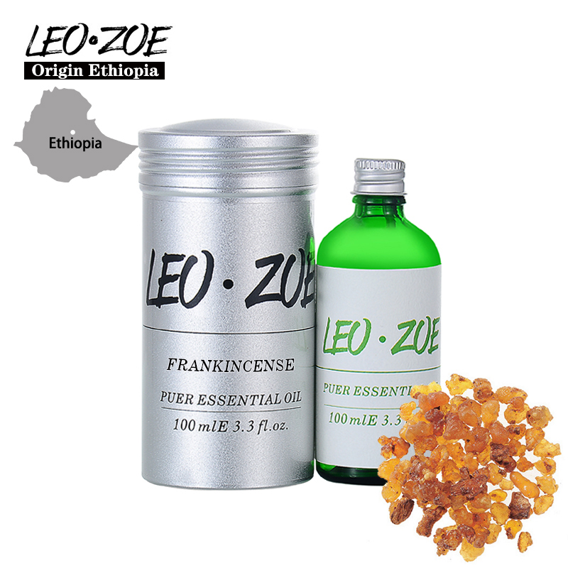 Well-Known Brand LEOZOE Frankincense Essential Oil Certificate Of Origin Ethiopia Authentication Frankincense Oil 100ML working equids of ethiopia