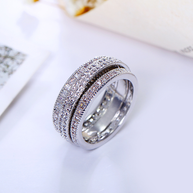 Free Shipping Las Finger Ring High Quality Wedding Rings Best Matching For Fashion Jewelry New