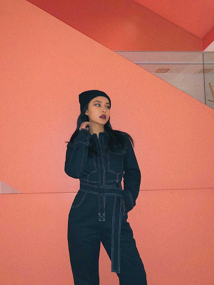 2019 брюки карго белый черный для женщин с длинным рукавом комбинезон повседневное карман прохладный уличная комбинезон на кнопках блейзер с поясом Ез