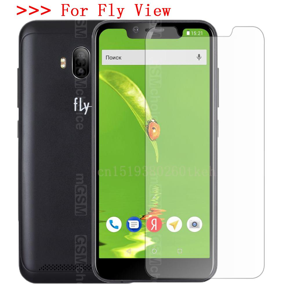 For Fly View Tempered Glass Explosion-proof Protective Film Screen Phone For Fly View