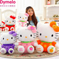 Caliente venta 36 cm muñeca Hellokitty HELLO KITTY kt gato muñecos de fruta para las niñas bithday gift 1 unids