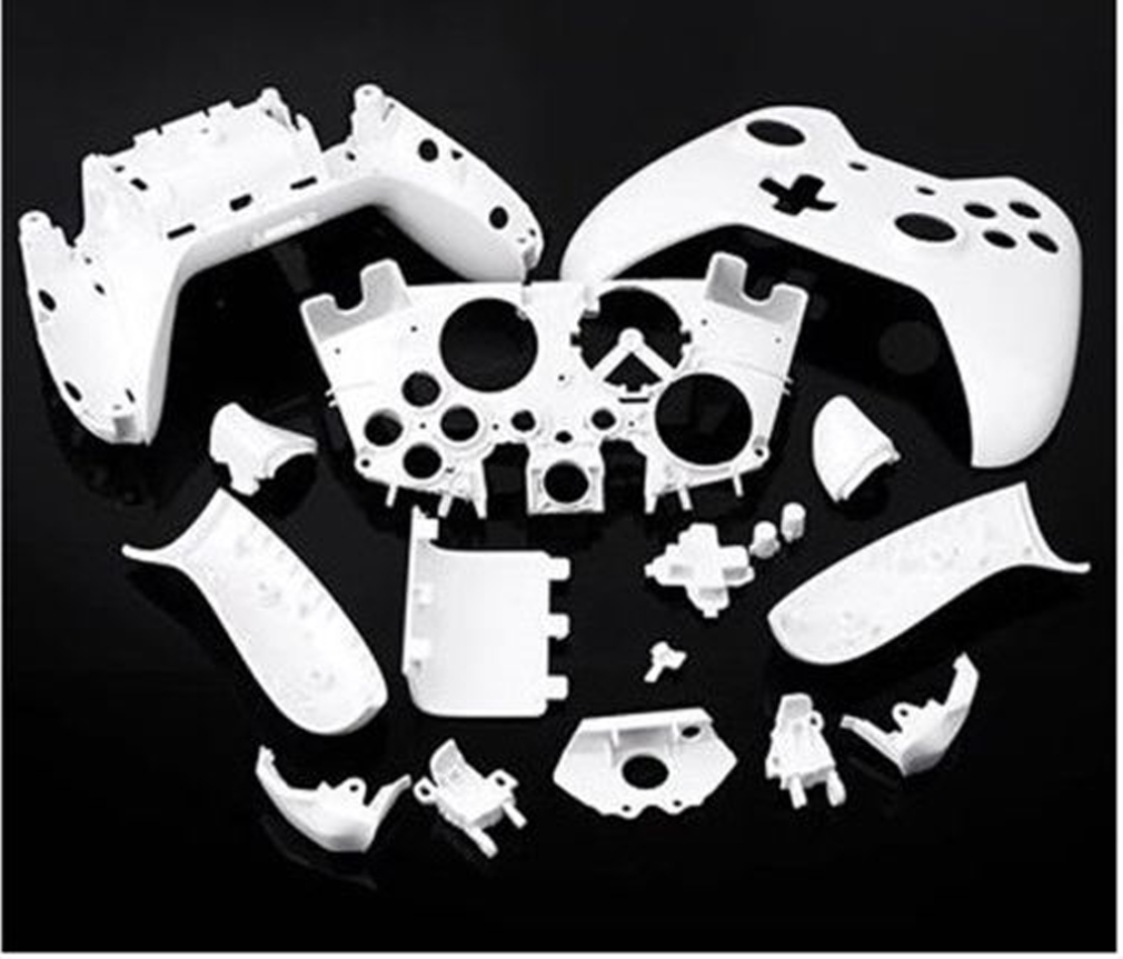 Durable Light Weight and Portable Black & White Wireless Controller Full Shell Case Housing for microsoft Xbox One for xbox one full housing shell case with 3 5 mm heatset jack replacement custom controller gamepad for xbox one x1 original