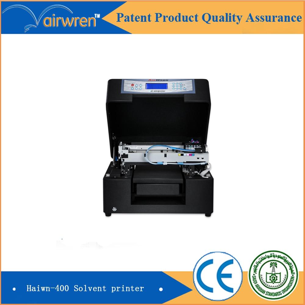 OEM  ECO-Solvent Inkjet Printer Print on Wood,Shell,Stone with High Resolution  цены