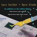 Wozniak qianli нож для удаления клея материнская плата IC ремонтный нож CPU нож A8 A9 разборный чип инструмент