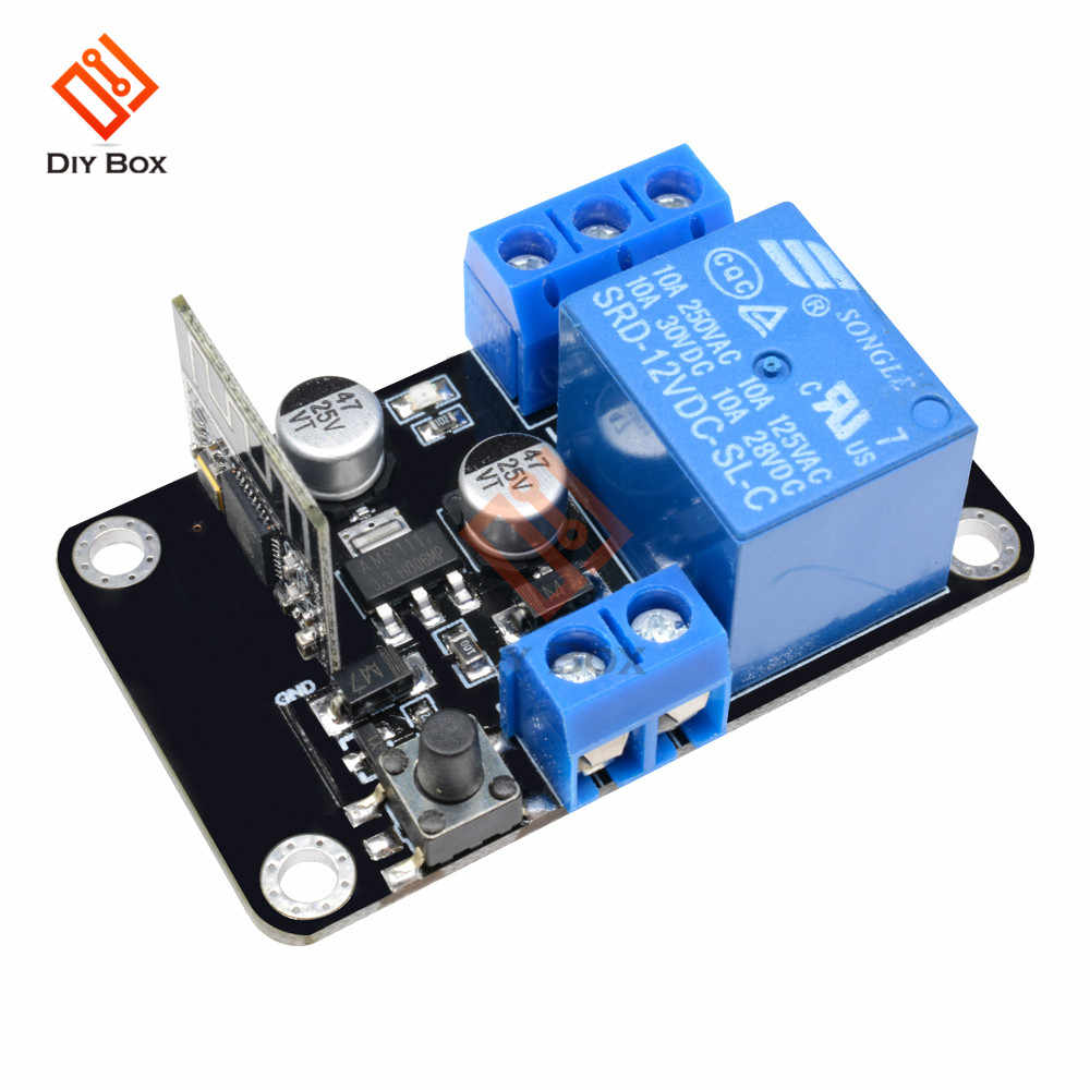 Detail Feedback Questions About Dc 12v 10a Esp8285 Wireless Wifi Circuit 555 Timer With Theory Delay Off Relay Module Time Replace Esp8266 For
