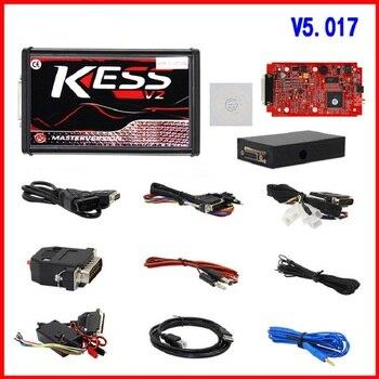 Kess V2 V5.017 Online Version No Tokens Limitation High quality V2.47 Kess V2 OBD2 Manager Tuning Kit Auto Truck ECU Programmer