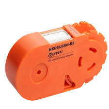 NTTAT Neoclean-R2 Fiber Optic Connector Cleaner/ FTTH Cleaning Cassette tool