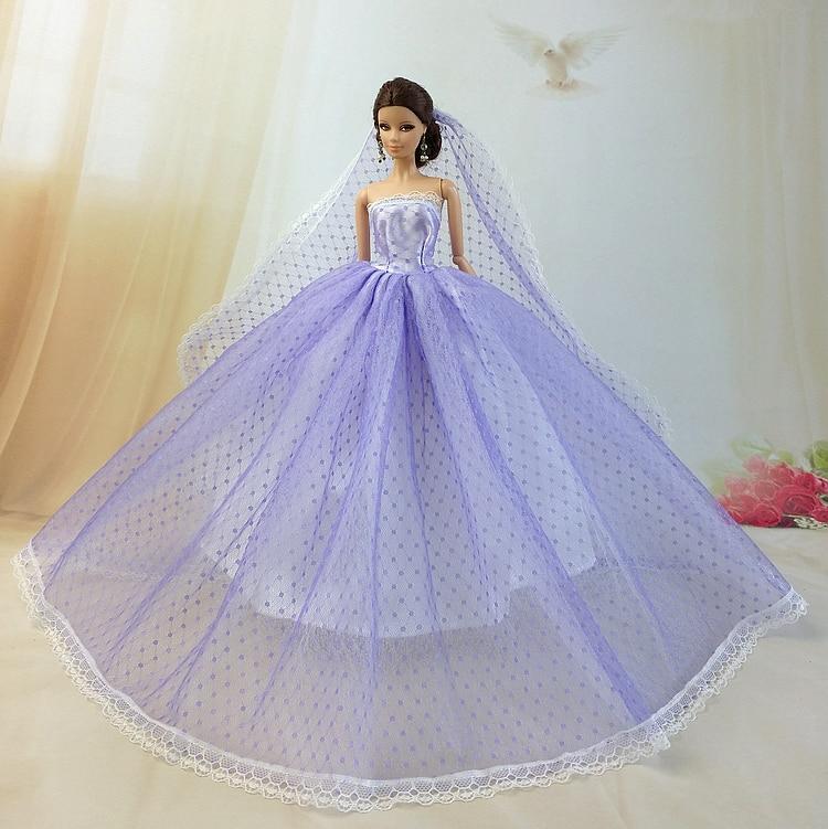 Contemporáneo Barbie Vestido De Novia De La Vendimia Patrón - Ideas ...