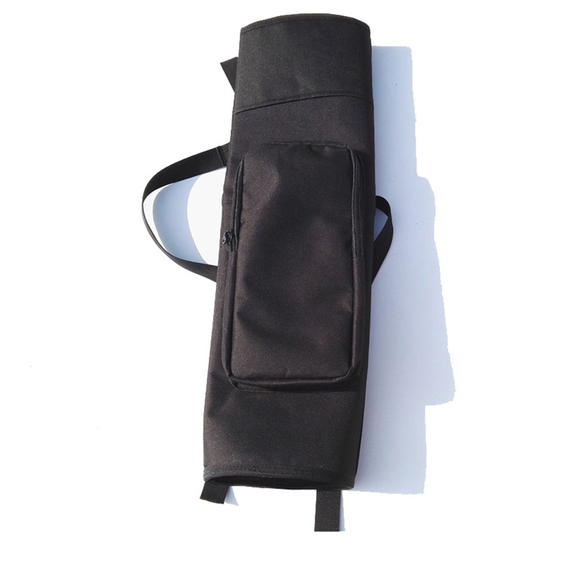 1pc Archery Arrow Quiver Hunting Arrow Holder Waist Belt Bag Bow Quiver Single/Shoulder Arrow Bag dmar archery quiver recurve bow bag arrow holder black high class portable hunting achery accessories