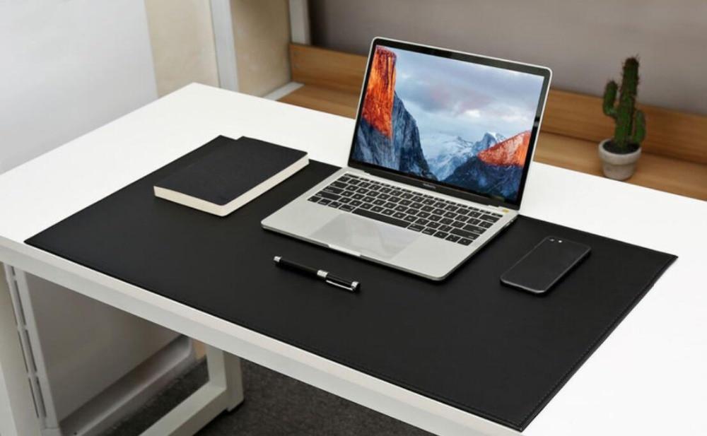 Multipurpose 60*42cm Office Desk Mat Computer Desk Pad Writing Table Pad Table Mat Mouse Pad Mousepad