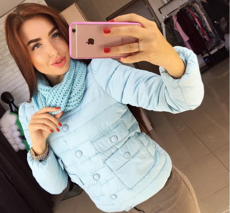 2017 winter new brand women padded jacket keep warm ladies fashion decorative bow Slim short jacket
