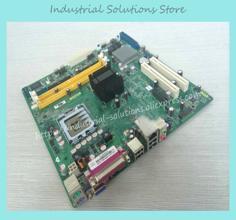 AIMB-562 Industrial Motherboard 562VG 562L 10*COM IPC-610L 100% tested perfect quality mini itx motherboard adv an tech aimb 212n s6a1e n450 twin 6 fan serial lvds 100% tested perfect quality