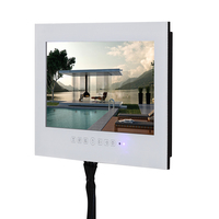 19 Inch Android TV Bathroom TV Mirror Television WIFI Full HD 1080P