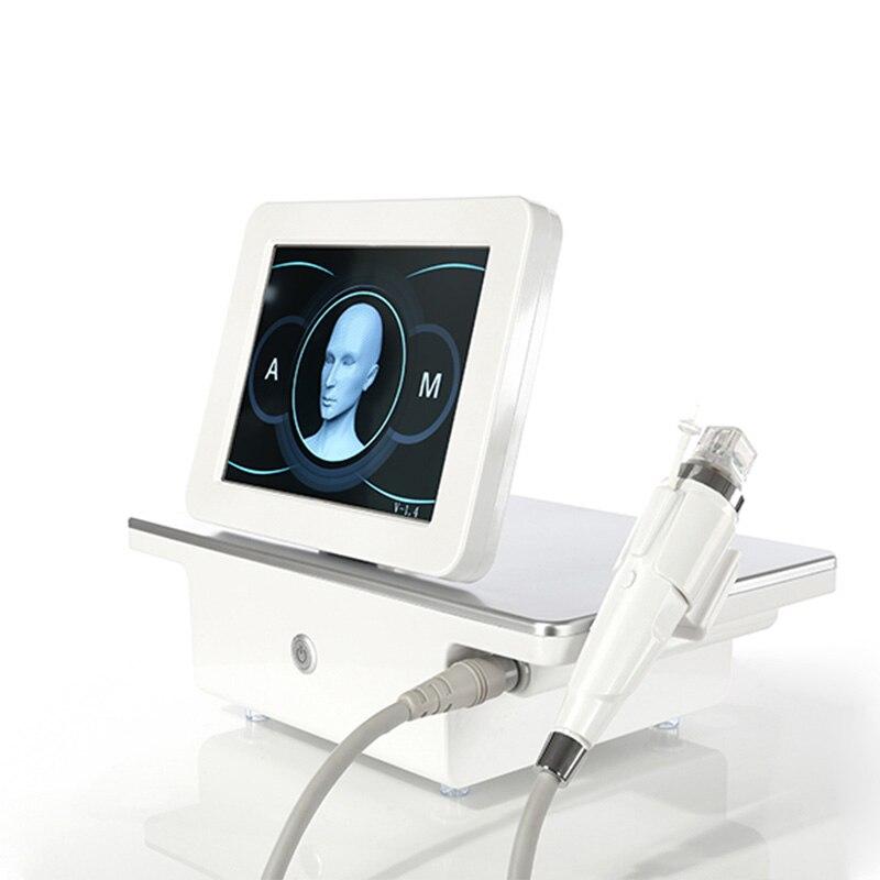 Dernier RF fractionné portable RF/micro-aiguille fractionné RF machine réparation cicatrice réparation vergetures salon de beauté