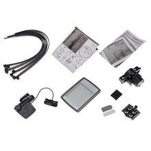 Professional Multi-Function Waterproof Wireless Stopwatch Digital Cycling Bike Computer Cadence Speedometer Heart Rate Monitor