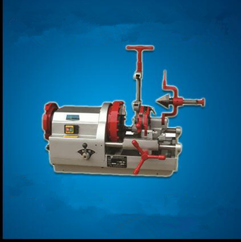 electric pipe threader machine