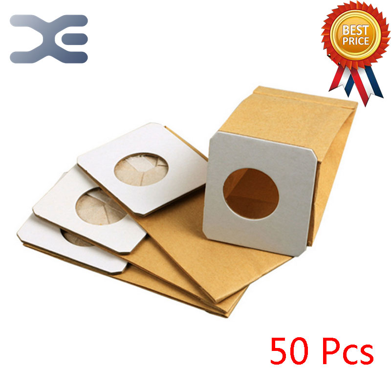 50Pcs High Quality Fit Sanyo Vacuum Cleaner Accessories Dust Bag Garbage Paper Bag SC-H26 SC-H30 Dust Bag 50pcs high quality adaptation sanyo chunhua vacuum cleaner accessories dust bag garbage paper bag xtw 80 zw80 936
