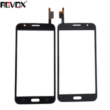 New Front Panel For Samsung Galaxy Grand 3 MAX G7200 G720 G720AX Touch Screen Sensor Digitizer Outer Replacement Glass mooncase galaxy grand max g7200 window design leather side flip чехол для samsung galaxy grand max g7200 white green
