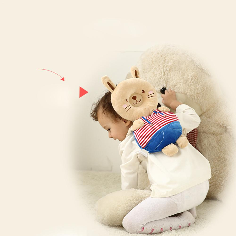 Baby Bedding Children Head Protection Pillow Baby Toddler Fall-preventive Headrest Anti-shock Cap Collision Back Pad Baby Cartoon Head Pillow Buy One Get One Free
