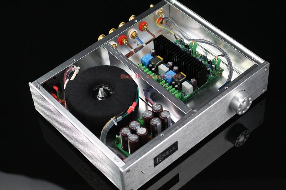 ZEROZONE Finished LJM L15D pro stereo Power amplifier IRS2092 IRFB4019 150W +150W L6-3 am 70 150w 150w power amplifier machine