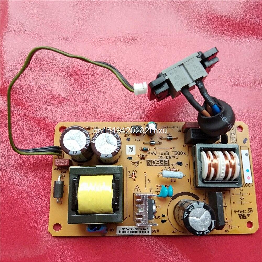 Carte d'alimentation d'origine pour Epson stylet Photo L1800 1390 R1390 imprimante alimentation (modèle CA86PSE EPS-135E)