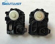 Semtaist 2 قطع حقيقية OEM زينون العلوي المدى تعديل السيارات الإستواء موتور (مستعمل)