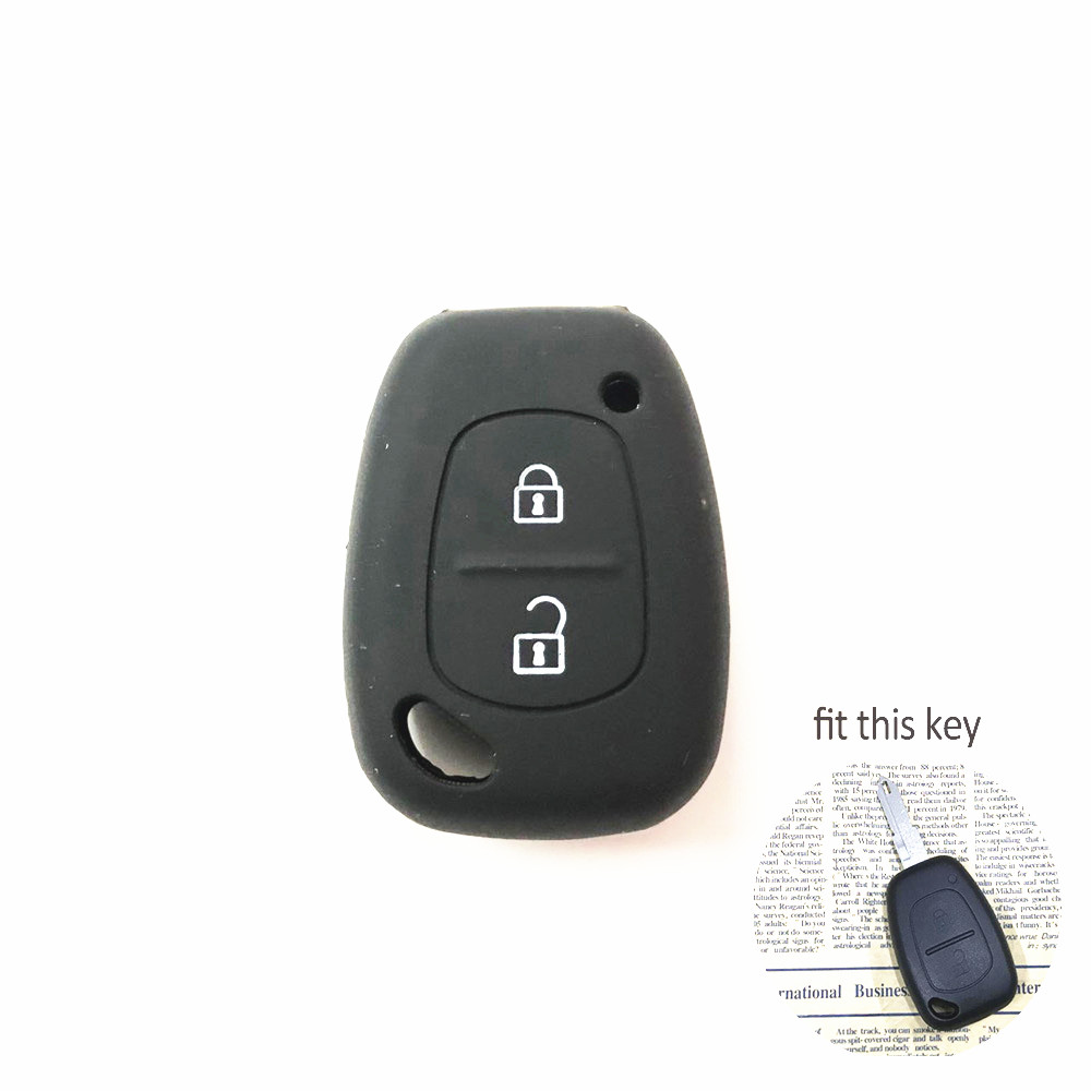 Image 5 - Silicone Car Key Cover For Renault Espace Twingo Clio ZOE Kwid SYMBIOZ ARKANA Duster EZ PRO Lodgy Alpine A110-in Key Case for Car from Automobiles & Motorcycles